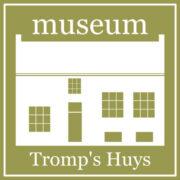 Verkleind logo van Museum Tromp's Huys
